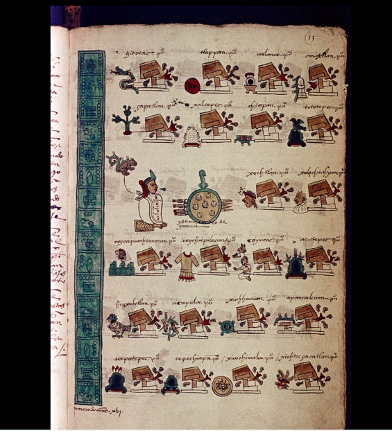 The Codex Mendoza